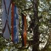 Zastave so pripravljene, sonce je posijalo izza oblakov. Srečanje se lahko prične!